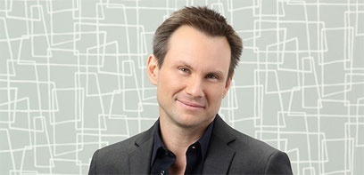 Christian Slater sera Mr. Robot
